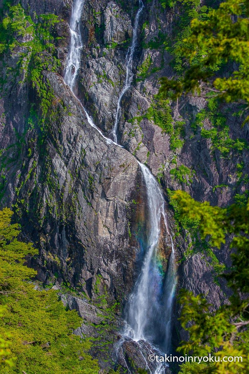 奈良県-西の滝(吉野郡上北山村)
